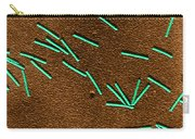 Tobacco Mosaic Virus, Tem Carry-all Pouch by Science Source