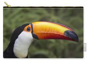 Toco Toucan Ramphastos Toco, Native Carry-all Pouch