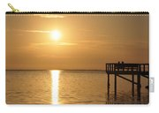 Together At Sunset Carry-all Pouch