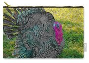Tom Turkey Pencil Drawing Carry-all Pouch