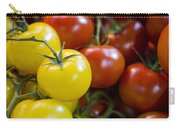 Tomatoes On The Vine Carry-all Pouch by Heather Applegate