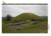 Tomb - Knowth - Ireland Carry-all Pouch