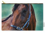 Tommy - Horse Painting Carry-all Pouch