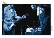 Tommy And Charlie Play Some Blues At Winterland In 1975 Carry-all Pouch
