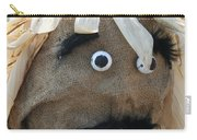 Tongue  Tie Scarecrow Affair Carry-all Pouch