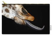 Tongue Work Two Carry-all Pouch