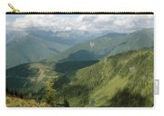 Top Of The World View Carry-all Pouch