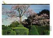 Topiary Garden In Spring Carry-all Pouch