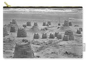 Topsail Island Sandcastle Carry-all Pouch