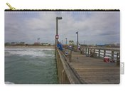 Topsail Island Sc Pier Carry-all Pouch