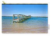Topsail Island Sound Carry-all Pouch