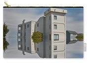 Topsail Island Tower Reflection Carry-all Pouch