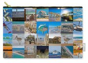 Topsail Visual Contemporary Quilt Series I Carry-all Pouch