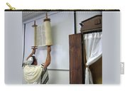 Torah Being Lifted Up Carry-all Pouch