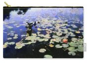 Torch River Water Lilies 3.0 Carry-all Pouch