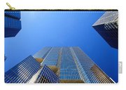 Toronto Financial Core Buildings Carry-all Pouch