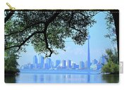 Toronto Harbour Poster Carry-all Pouch