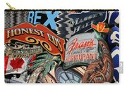Toronto Pop Art Montage Carry-all Pouch