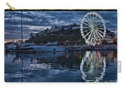 Torquay Marina And The Big Wheel Carry-all Pouch