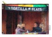 Tortilla Flats Greenwich Village Carry-all Pouch