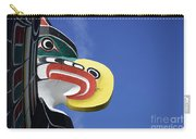 Totem Pole 10 Carry-all Pouch