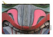 Totem Pole 12 Carry-all Pouch