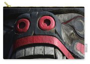 Totem Pole 13 Carry-all Pouch