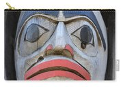 Totem Pole 15 Carry-all Pouch