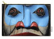 Totem Pole 3 Carry-all Pouch