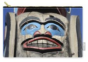 Totem Pole 8 Carry-all Pouch