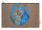 Totvs Tvvs - Jesus And Mary Carry-all Pouch