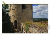 Tour Du Moulin At Chateau Chinon Carry-all Pouch