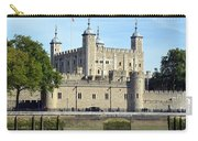 Tower And Traitors Gate Carry-all Pouch