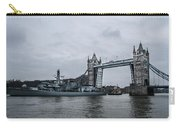 Tower Bridge Open Carry-all Pouch
