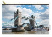 Tower Bridge Opening Carry-all Pouch