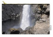 Tower Fall Of Yellowstone Carry-all Pouch