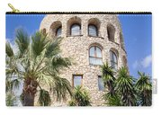 Tower In Puerto Banus Carry-all Pouch