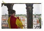 Tower Trumpeter - Prague Carry-all Pouch