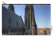 Towers Of The Cathedral Carry-all Pouch