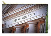 Town Of Silver City New Mexico Carry-all Pouch