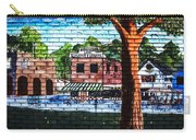 Town Wall Art Carry-all Pouch