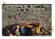 Toxic Alley Grunge Art Carry-all Pouch