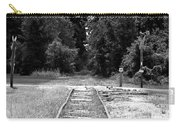 Abandoned Rails Carry-all Pouch