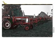 Tractor Row Carry-all Pouch