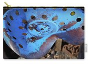 Tractor Seat Close Up Carry-all Pouch
