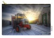 Tractor Sunrise Carry-all Pouch