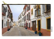 Traditional Houses In Cordoba Carry-all Pouch