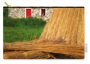 Traditional Thatching, Ireland Carry-all Pouch