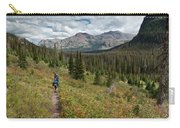 Trail Through Bear Country Carry-all Pouch