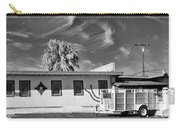 Trailer Town 2 Bw Carry-all Pouch